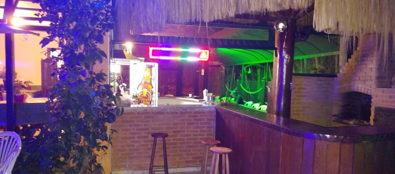 Lazer - Bar e CHurrasqueira